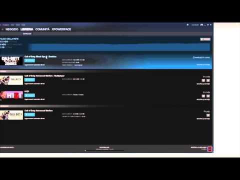 Steam come aumentare/velocizzare/ottimizzare la connessione