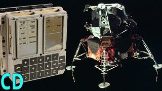 How did the Apollo flight computers get men to the moon and back ?