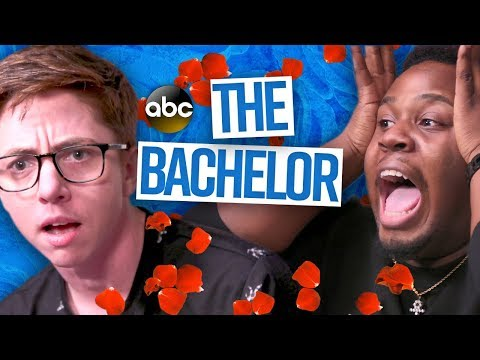 """6 Guys Watch """"The Bachelor"""" for the First Time (Dude View)"""
