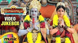 Sri Rama Rajyam - Shreya Ghoshal Telugu Songs - Juke Box - Sri Rama Rajyam Movie Songs