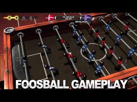 Foosball 2012 Vita Gameplay