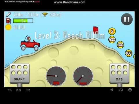 Hill Climb Racing - Part #5 (PC Gameplay Video)