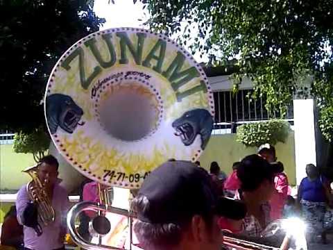 Chichihualco  - Banda Llegadora - Lambada - Feria 2011