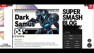 Super Smash Bros Ultimate - Updates Diarios # 14