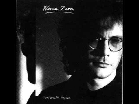 Warren Zevon - Detox Mansion