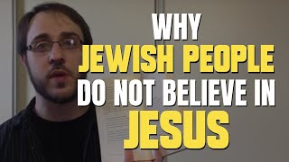 why dont jews believe in jesus in one minute Видео из