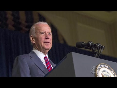 VP Joe Biden slams Senate letter to Iran