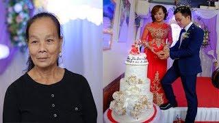 Xuất hiện người phụ nữ không mời mà đến  trong đám cưới của cô dâu 61 và chú rể 26 tuổi