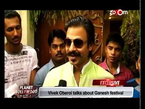 Bollywood Stars shout 'Ganapati Bappa Morya', Salman Khan misses Ganapati Festival this Year