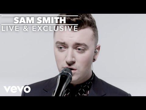 Sam Smith - Make It To Me - Stripped (Live) (VEVO LIFT UK) ft. Howard Lawrence