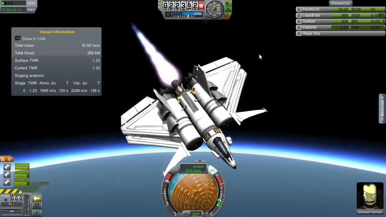 kerbal space program rocket designs - photo #19
