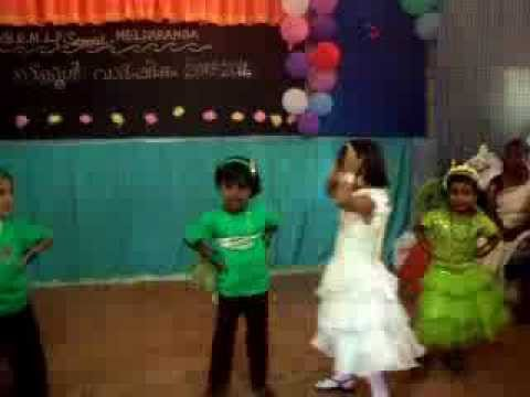 Malayalam Nursery Song Kiyam Kiyam Kuruvi video