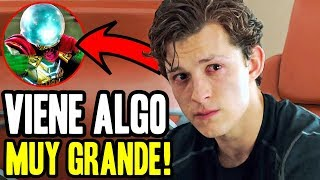 ¡¡AAAHH MULTIVERSO!! Spider Man Far From Home bestial trailer 2 reacción