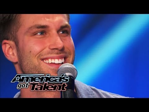 Justin Rhodes: Singer's Avicii Cover Moves His Dad to Tears - America's Got Talent 2014