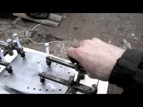 Сепаратор из утюга для сенсора