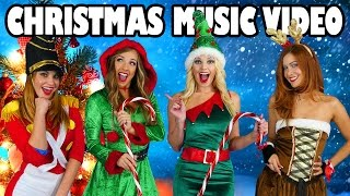 Christmas Songs Music Video . Totally TV from DisneyToysFan.