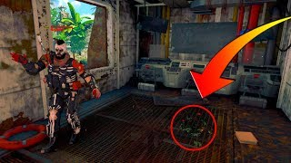 HE WAS HIDING UNDER THE WALKWAY THE WHOLE TIME?!? HIDE N' SEEK ON *BLACK OPS 4*