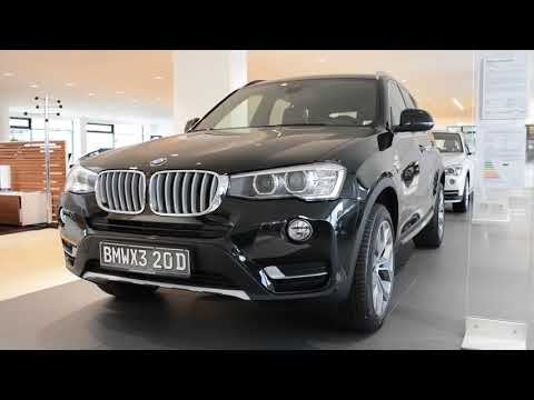 2015 New BMW X3 xDrive20d