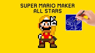 TASBot properly plays Super Mario Maker All-Stars from AGDQ 2016