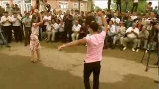 Chechen wedding-dance