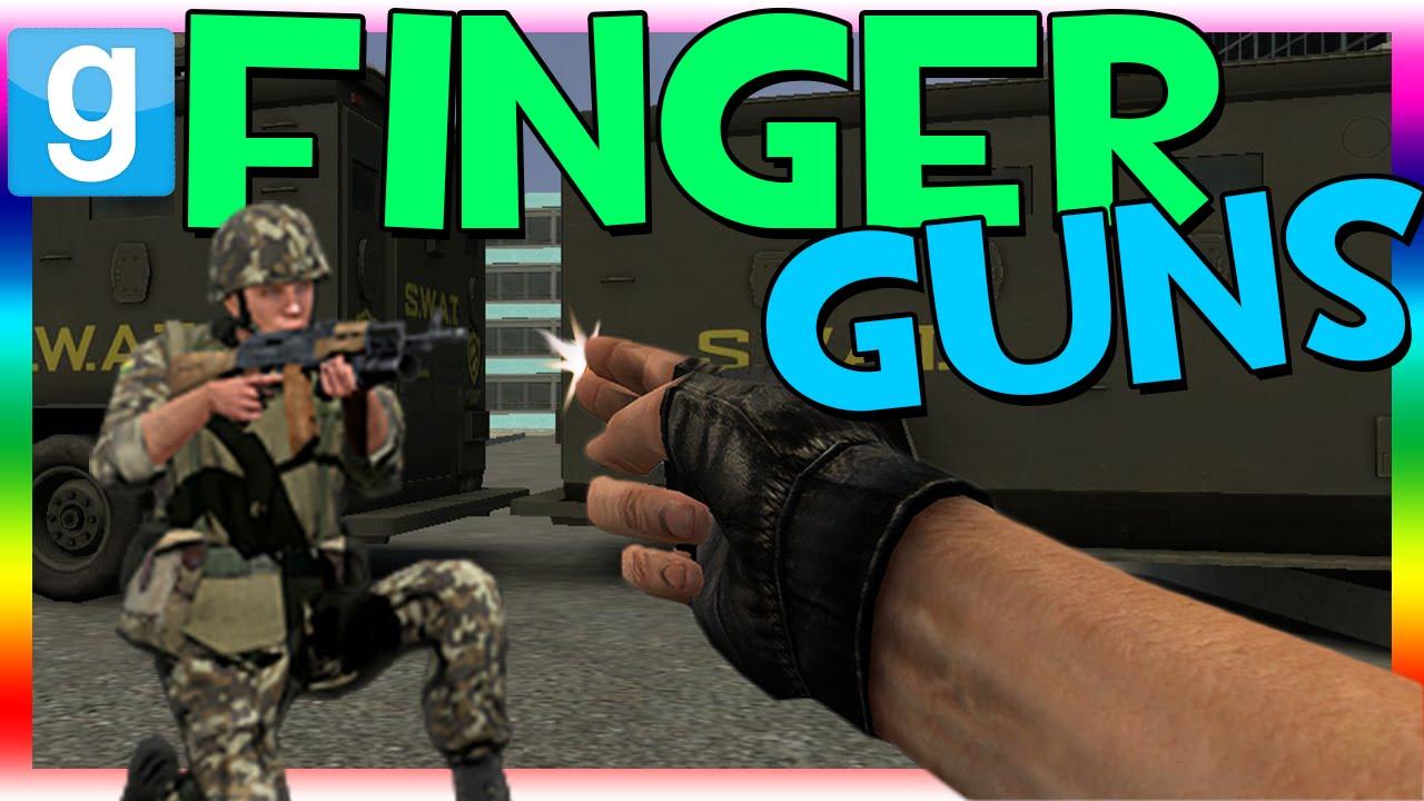 Spongebob Gun Fingers Finger Guns Bank Robbery