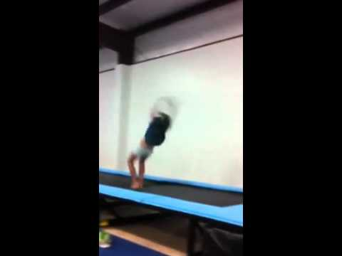 Who Says Coaches cant tumble anymore!