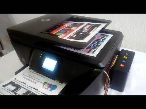 Impresora HP 6970 con Sistema OEM