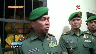 Anggota TNI yang Serang Polantas Sudah Ditahan