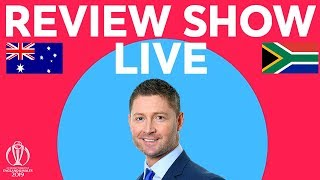 The Review - Australia v South Africa | ICC Cricket World Cup 2019