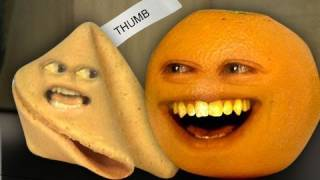 Annoying Orange - Fortune Cookie