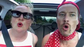 Ace Of Base Carpool Karaoke - Eyrock and Randi - PART 2