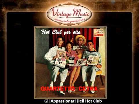 Quartetto Cetra — Gli Appassionati Dell Hot Club (Moderato) (VintageMusic.es)