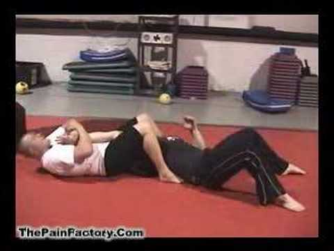 Armbar Combination From Knee on Belly Image 1