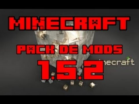 Pack de Mods para Minecraft 1.5.2! (+ Pasta .minecraft)