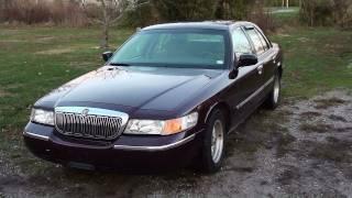 2000 Mercury Grand Marquis GS 4.6 V8 55xxx Miles