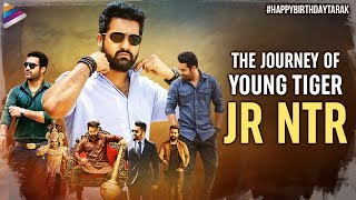 The Journey of Young Tiger Jr NTR | Happy Birthday Jr NTR | Tarak | Telugu FilmNagar