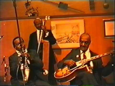 Harlem Blues&Jazz Band 1985 Duisburg - Tin Roof Blues