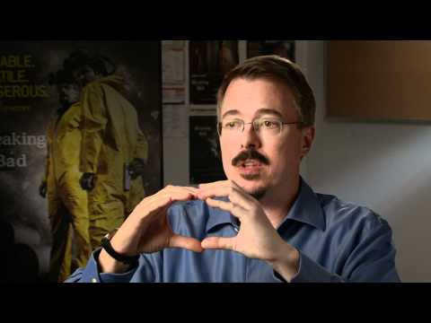 Vince Gilligan on breaking a story in a writer's room - EMMYTVLEGENDS.ORG