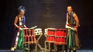 ЯМАТО YAMATO-Drummers of Japan