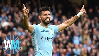 Top 10 Premier League Strikers