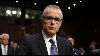 🔴Andrew McCabe Fired from FBI - LIVE BREAKING NEWS COVERAGE