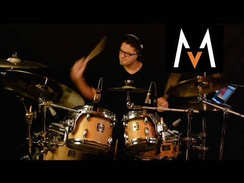 Maroon 5 - This Love - Drum Cover by Leandro Caldeira