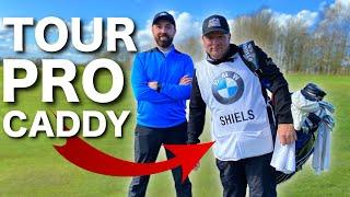 Will a TOUR CADDY improve my golf score?