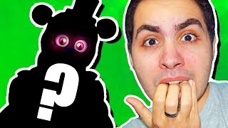 HO VISTO L'ANIMATRONICO SEGRETO! - FNAF Ultimate Custom Night