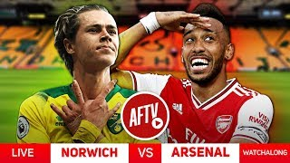 Norwich 2-2 Arsenal Full Time Show (LIVE CALL IN) ft Bhav & Curtis