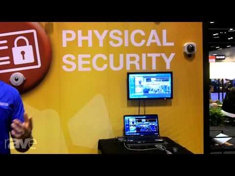InfoComm 2013: Ben Watkins Shows off Physical Security Solutions From Synnex