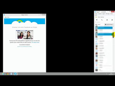 Configurer et utiliser Skype