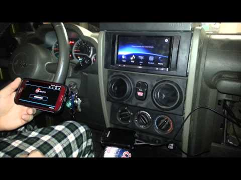 Samsung GSIII AppRadio2