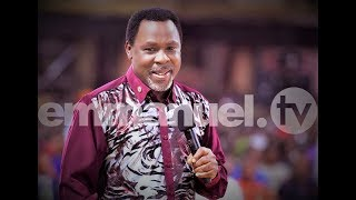 """SCOAN 18/03/18: """"Be Patient For Future"""" by TB Joshua - Live Sunday Service"""