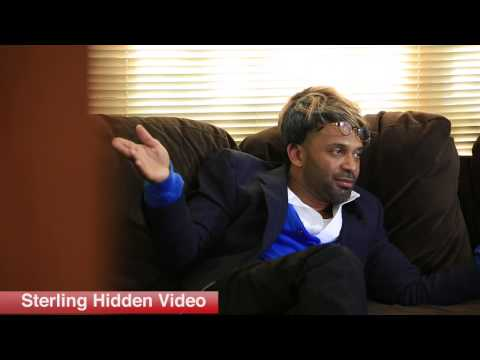 Donald Sterling Hidden Camera - Mike Epps